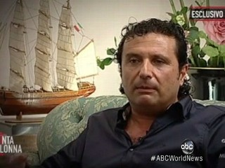 VIDEO: Captain of Carnival's Costa Concordia tells his side of cruise ship accident.