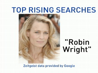 VIDEO: Robin Wright Penn Tops Google Search