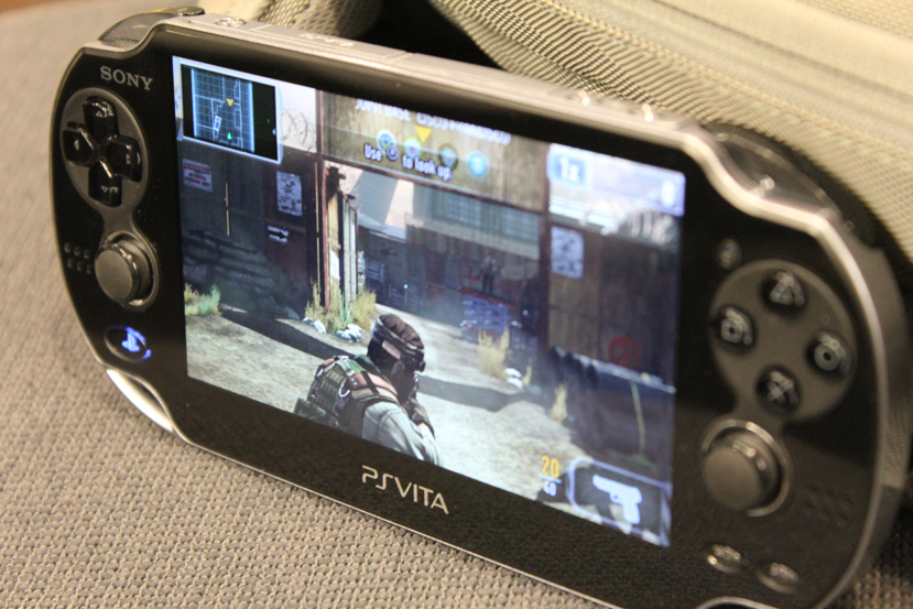 PlayStation Vita Review: How Does It Stand Up to the iPad?